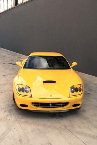 2002 Ferrari 575 Maranello F1 10