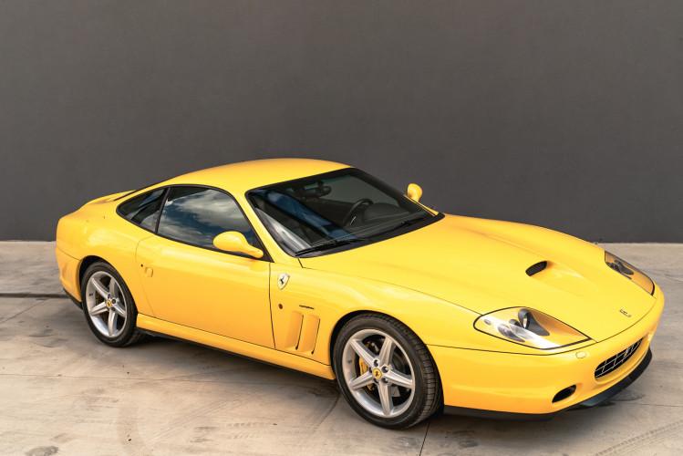 2002 Ferrari 575 Maranello F1 12