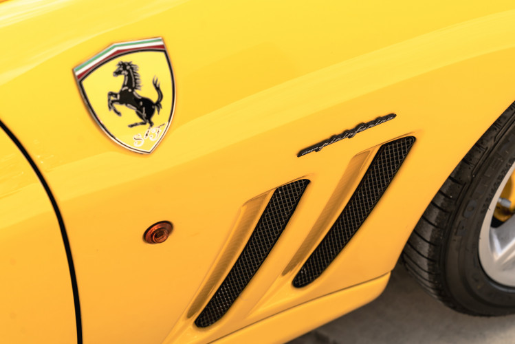 2002 Ferrari 575 Maranello F1 28