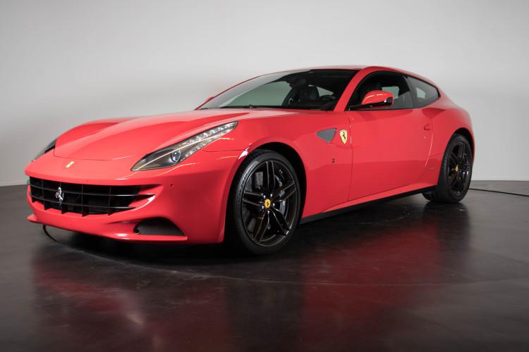 2014 Ferrari FF 1