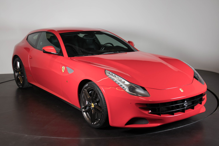 2014 Ferrari FF 5