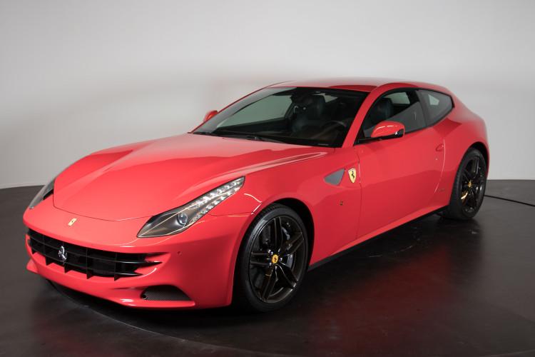 2014 Ferrari FF 0