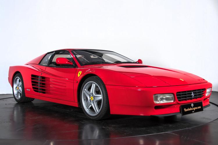 1994 Ferrari 512 TR 12