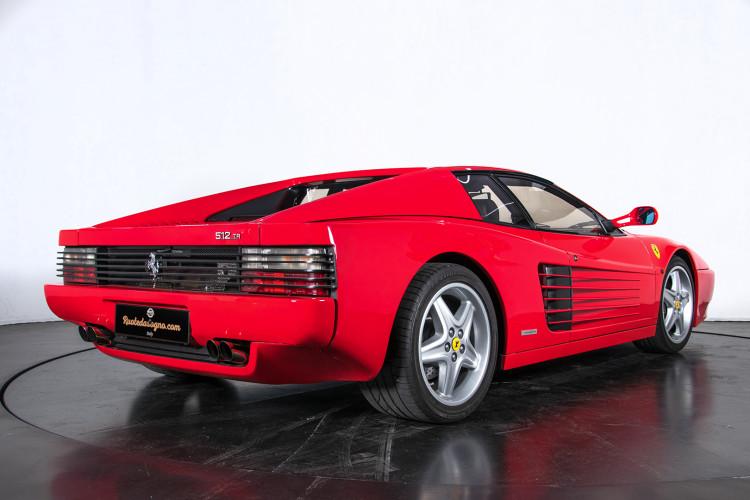 1994 Ferrari 512 TR 9