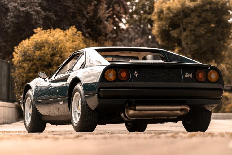 1979 Ferrari 308 GTB Carter Secco 2