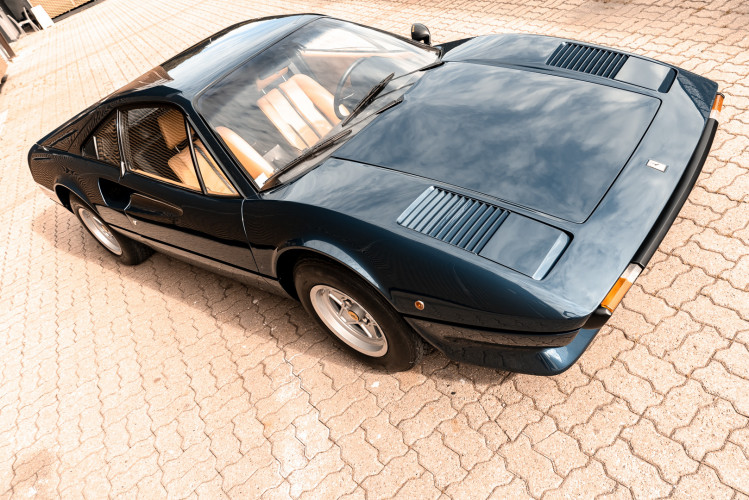 1979 Ferrari 308 GTB Carter Secco 8
