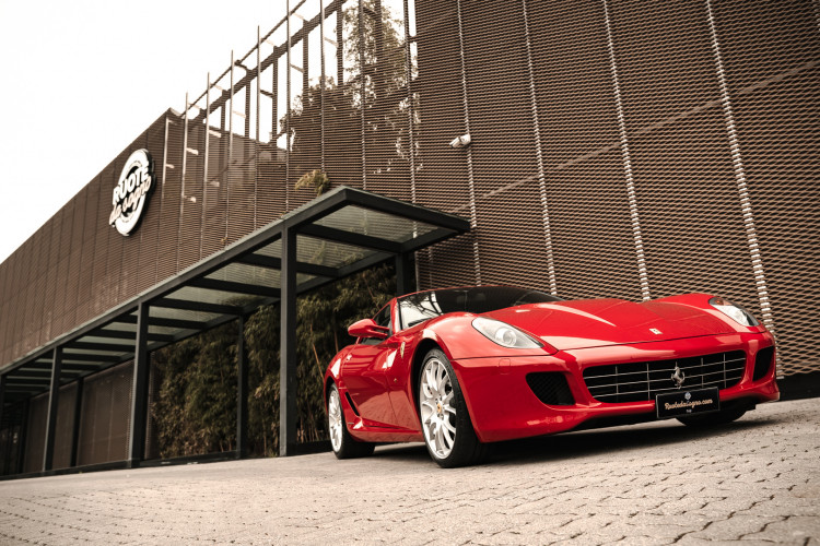 2007 Ferrari 599 GTB Fiorano 8
