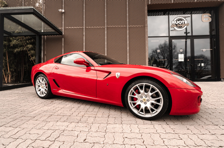 2007 Ferrari 599 GTB Fiorano 12