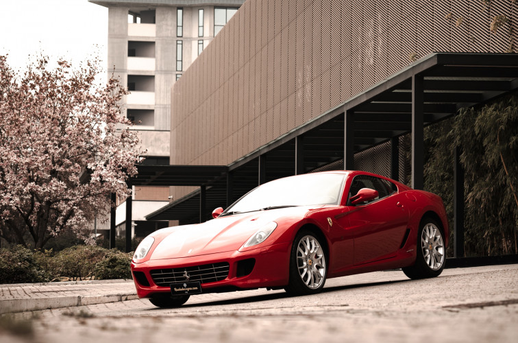 2007 Ferrari 599 GTB Fiorano 13