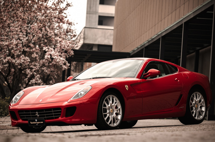 2007 Ferrari 599 GTB Fiorano 14