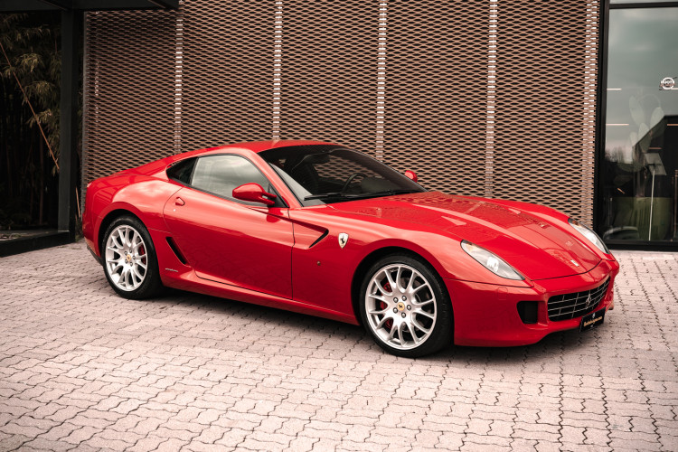 2007 Ferrari 599 GTB Fiorano 1