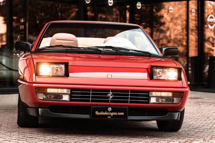 1990 Ferrari Mondial 3.4 T Cabriolet 7
