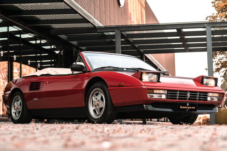 1990 Ferrari Mondial 3.4 T Cabriolet 8
