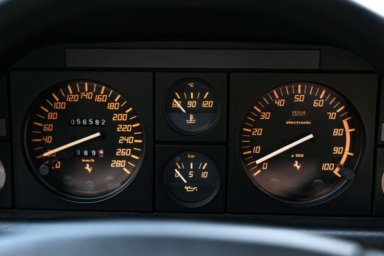 1990 Ferrari Mondial 3.4 T Cabriolet 31