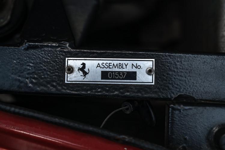 1990 Ferrari Mondial 3.4 T Cabriolet 46