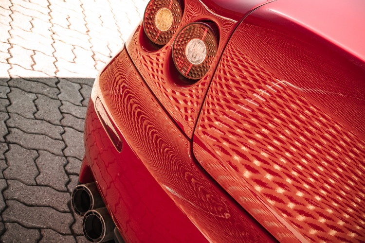 2005 Ferrari 612 Scaglietti F1 10