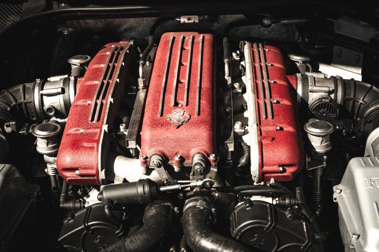 2005 Ferrari 612 Scaglietti F1 39