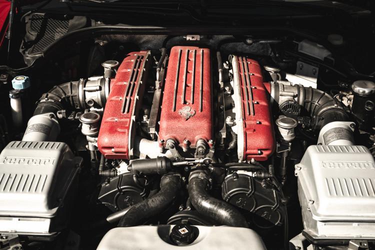 2005 Ferrari 612 Scaglietti F1 37