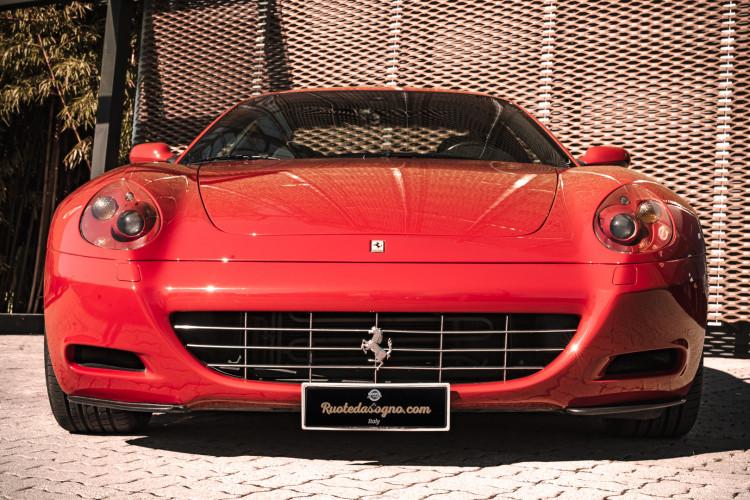 2005 Ferrari 612 Scaglietti F1 7
