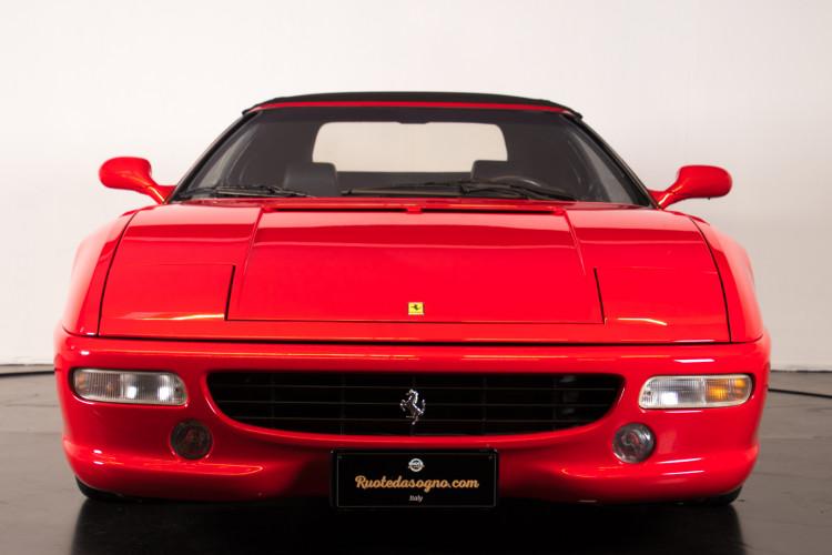 1996 Ferrari F355 spider 14