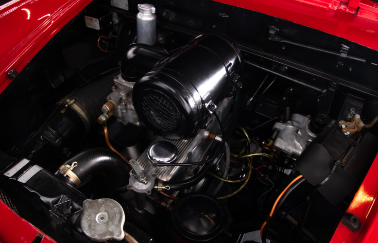 1954 Fiat 1100/103 TV Coupé Pininfarina 24