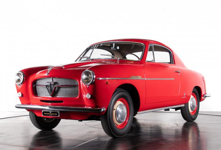 1954 Fiat 1100/103 TV Coupé Pininfarina 0