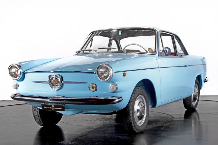 1962 FIAT 750 VIGNALE 0