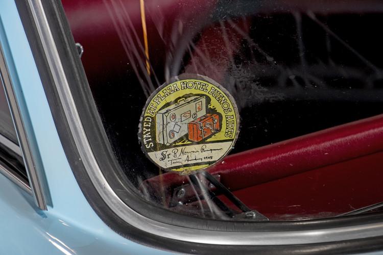 1962 FIAT 750 VIGNALE 14