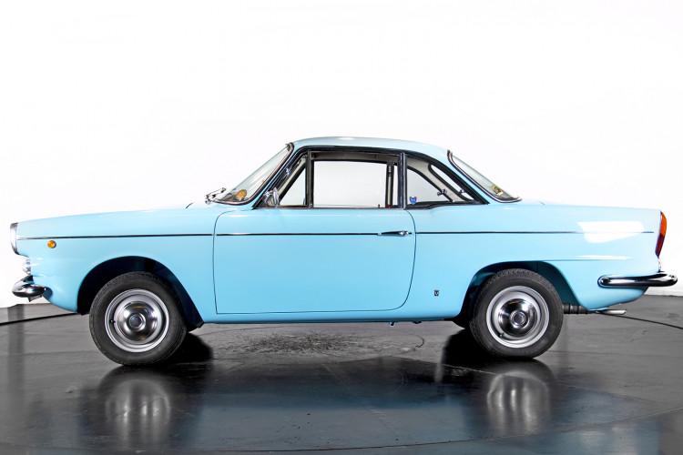 1962 FIAT 750 VIGNALE 2