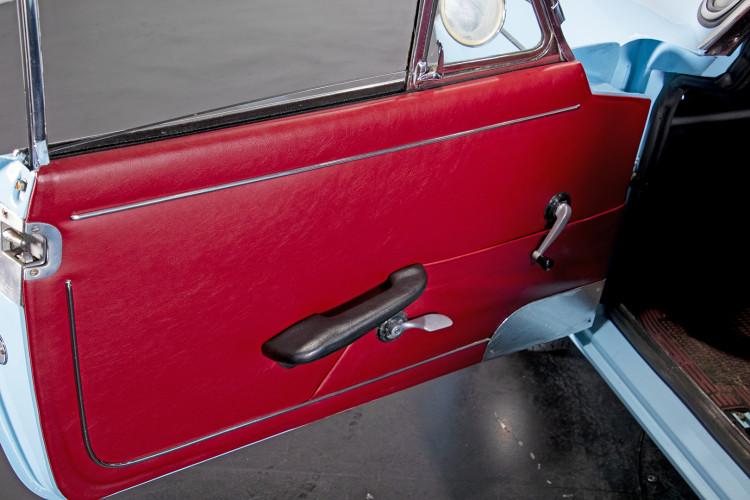 1962 FIAT 750 VIGNALE 20