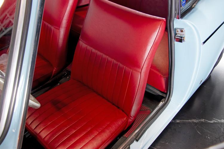1962 FIAT 750 VIGNALE 22