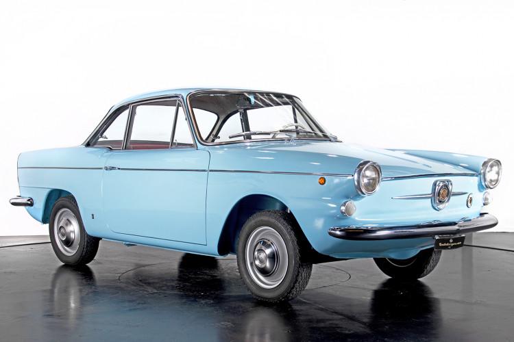 1962 FIAT 750 VIGNALE 1