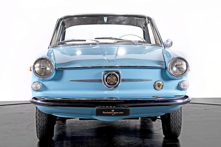 1962 FIAT 750 VIGNALE 4
