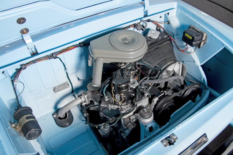 1962 FIAT 750 VIGNALE 41