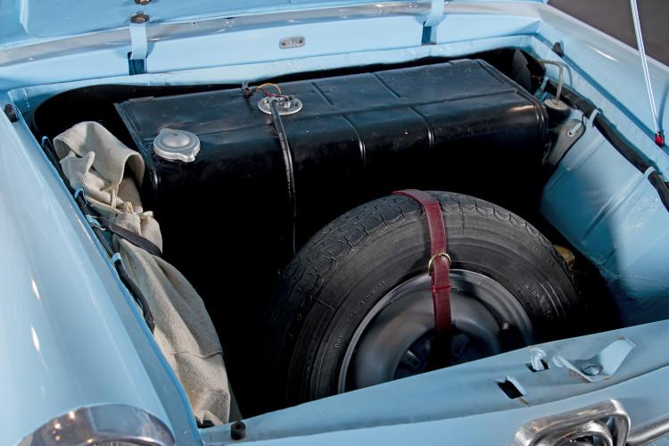 1962 FIAT 750 VIGNALE 48
