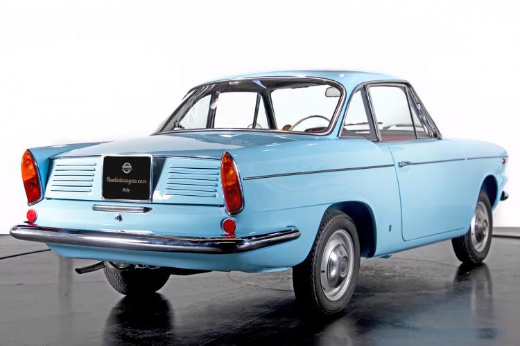 1962 FIAT 750 VIGNALE 6