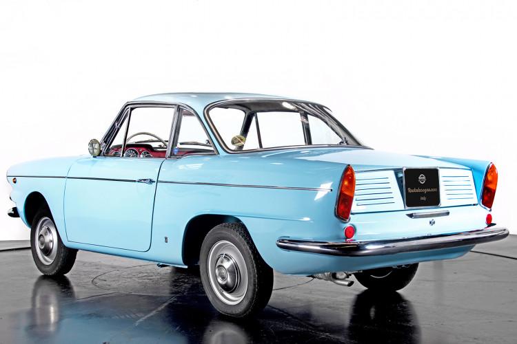 1962 FIAT 750 VIGNALE 7