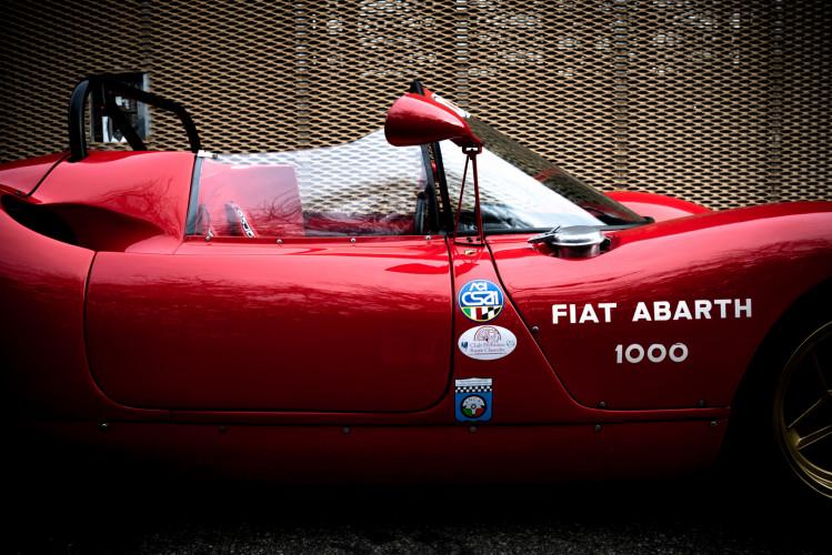 1968 Fiat Abarth 1000 SP 13