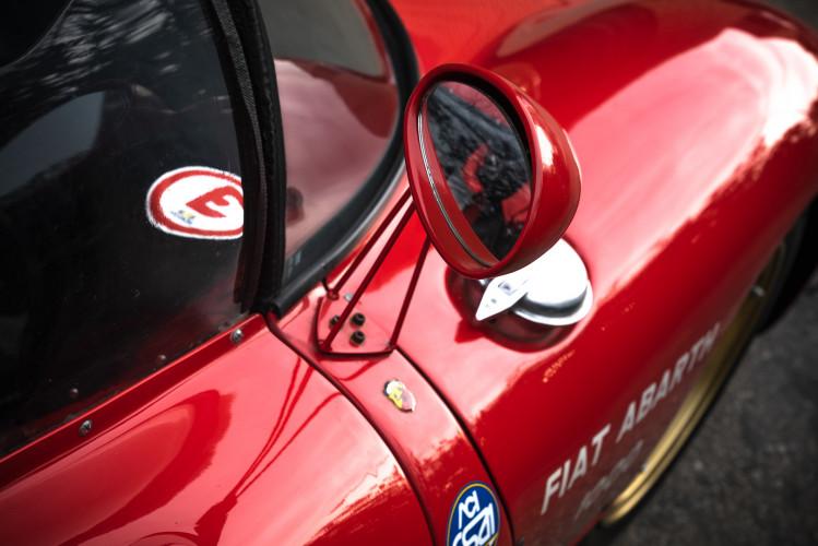 1968 Fiat Abarth 1000 SP 3