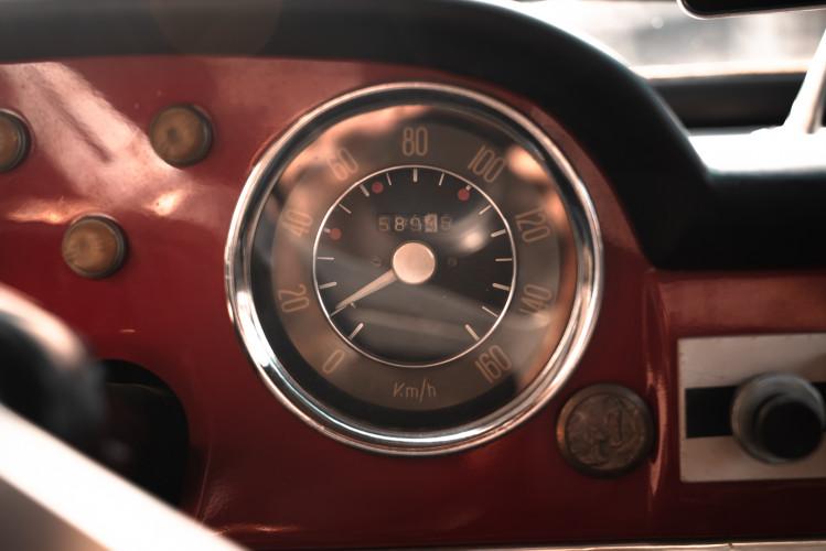 1962 Fiat 1200 Cabriolet Pininfarina 26