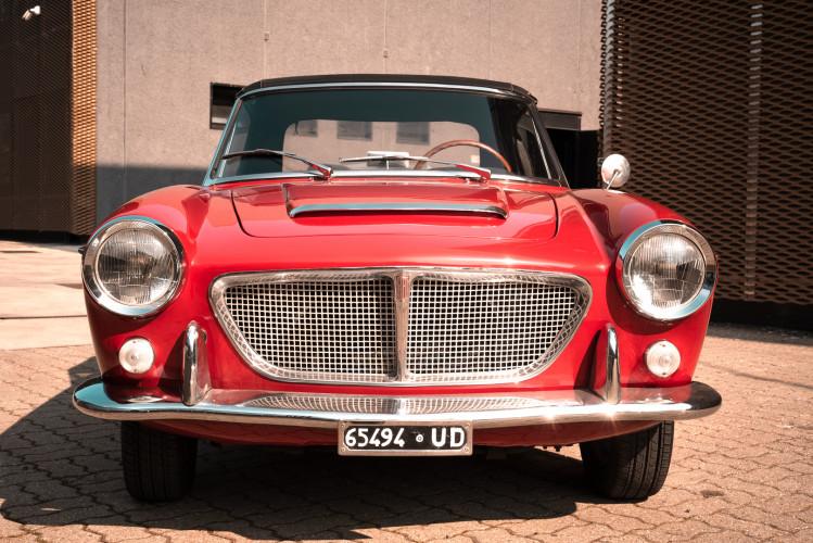 1962 Fiat 1200 Cabriolet Pininfarina 1