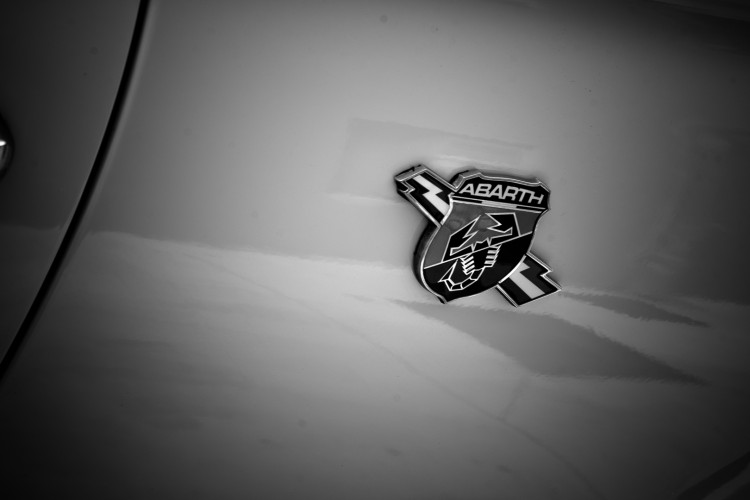 2009 Fiat abarth 500 18