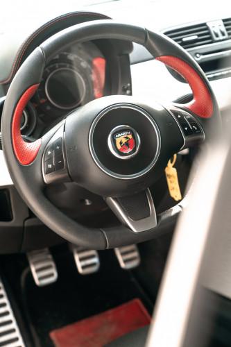 2009 Fiat abarth 500 16
