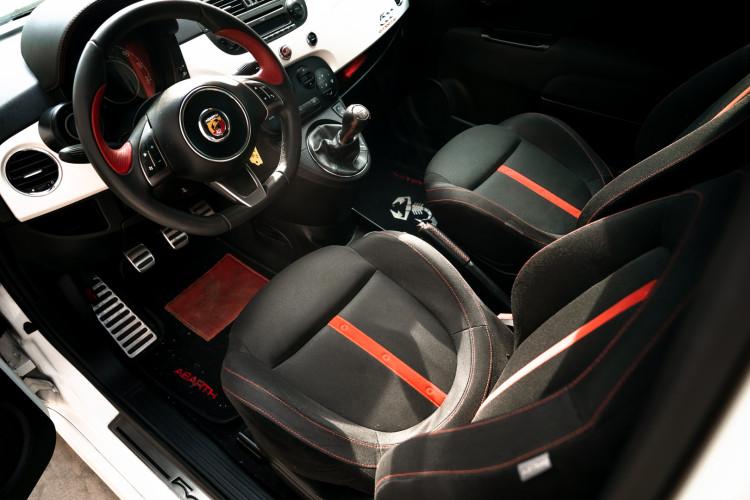 2009 Fiat abarth 500 17