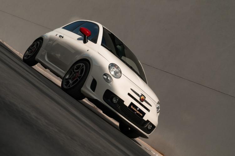2009 Fiat abarth 500 3