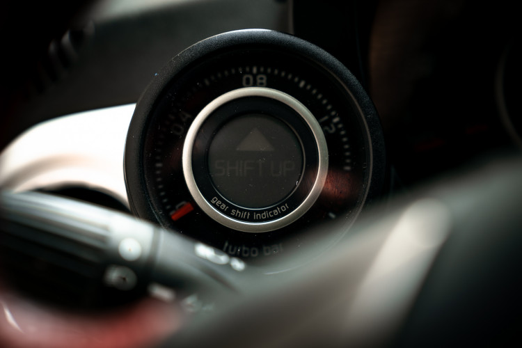 2009 Fiat abarth 500 26