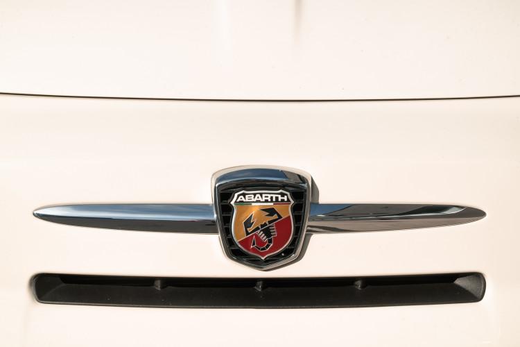 2009 Fiat abarth 500 11