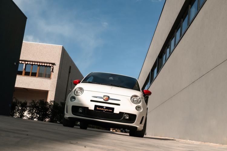 2009 Fiat abarth 500 5