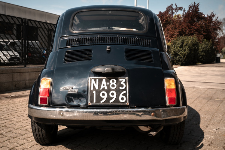 1965 FIAT 500 2