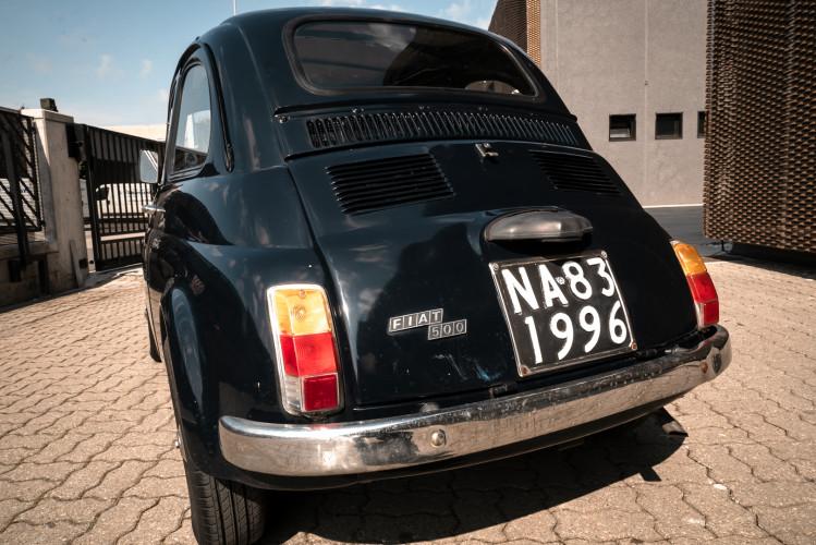 1965 FIAT 500 5